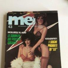 Revistas: MEN VOL.19 N.43 E.P.P. EROTIC MAGAZINE. Lote 209127005