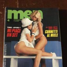 Revistas: MEN VOL.21 N.4 E.P.P. EROTIC MAGAZINE. Lote 209234015