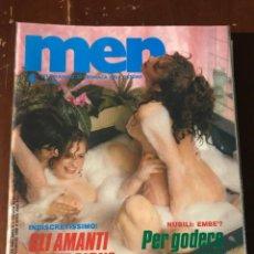 Revistas: MEN VOL.21 N.6 E.P.P. EROTIC MAGAZINE. Lote 209234062