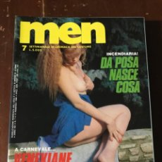 Revistas: MEN VOL.21 N.7 E.P.P. EROTIC MAGAZINE. Lote 209234172