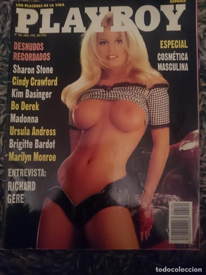REVISTA PLAYBOY - N 184 - ABRIL 1994 (Coleccionismo para Adultos - Revistas)