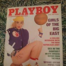 Revistas: PLAYBOY - ABRIL 1989 - EN INGLES. Lote 210614287