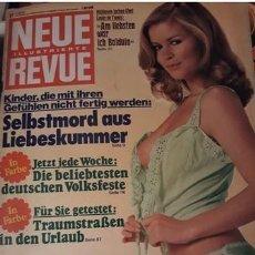 Revistas: LOTE DE 53 EJEMPLARES REVISTA ...NEUE ILLUSTRIERTE REVUE.... GERMANY. . ALEMANIA..IMPECABLES. Lote 211608561
