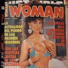 Revistas: LOTE DE 43 EJEMPLARES REVISTA EROTICA...PRETTY WOMAN... IMPECABLES. Lote 211668961