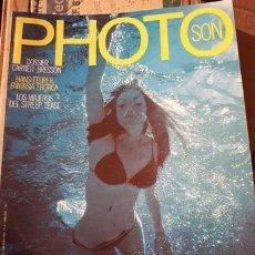 Revistas: LOTE DE 31 REVISTA EROTICA PHOTO SON.. Lote 211724770