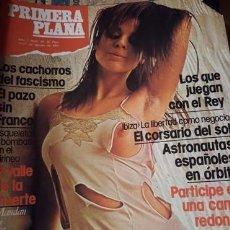 Revistas: LOTE 42 EJEMPLARES DE REVISTA... PRIMERA PLANA.. . . IMPECABLES.. Lote 211725005