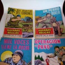 Revistas: CÓMIC HAZAÑAS BÉLICAS. Lote 212527162