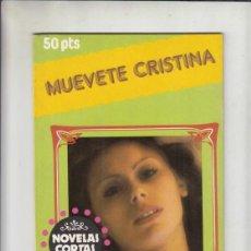 Revistas: REVISTA/FOTONOVELA. (PORNO). MUEVETE CRISTINA.. Lote 212808301