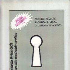 Revistas: REVISTA/FOTONOVELA. Nº 8. (PORNO).. Lote 212808663