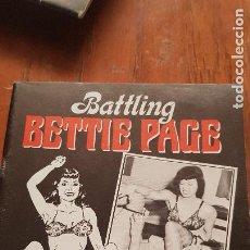 Revistas: BETTY MAE PAGE-BATTING. Lote 213713945