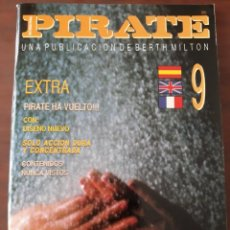 Riviste: REVISTA PIRATE NÚMERO 9. Lote 227082525