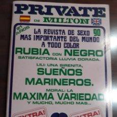 Magazines: REVISTA PRIVATE NÚMERO 90. Lote 214049976