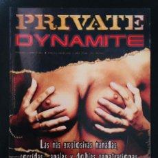 Revistas: REVISTA PRIVATE. DYNAMITE (APROX. 1995). Lote 214283178