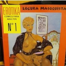 Revistas: REVISTA COMIC EROTICO. . . EROTIKA Nº 1. Lote 214297838