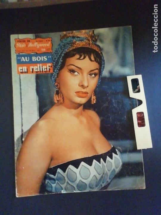 REVISTA EROTICA FOLIES DE PARIS ET DE HOLLYWOOD. AÑOS 50. SOFIA LOREN (Coleccionismo para Adultos - Revistas)