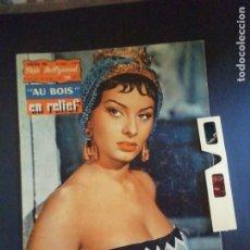 Revistas: REVISTA EROTICA FOLIES DE PARIS ET DE HOLLYWOOD. AÑOS 50. SOFIA LOREN. Lote 214329325