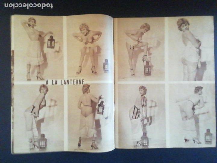 Revistas: REVISTA EROTICA FOLIES DE PARIS ET DE HOLLYWOOD. AÑOS 50. SOFIA LOREN - Foto 2 - 214329325