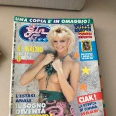 Revistas: GIN FIZZ N.316 PUBLISHING MAGAZINE SEALED EROTIC MAGAZINE + EXTRA MAGAZINE 10/10/1991. Lote 214346808