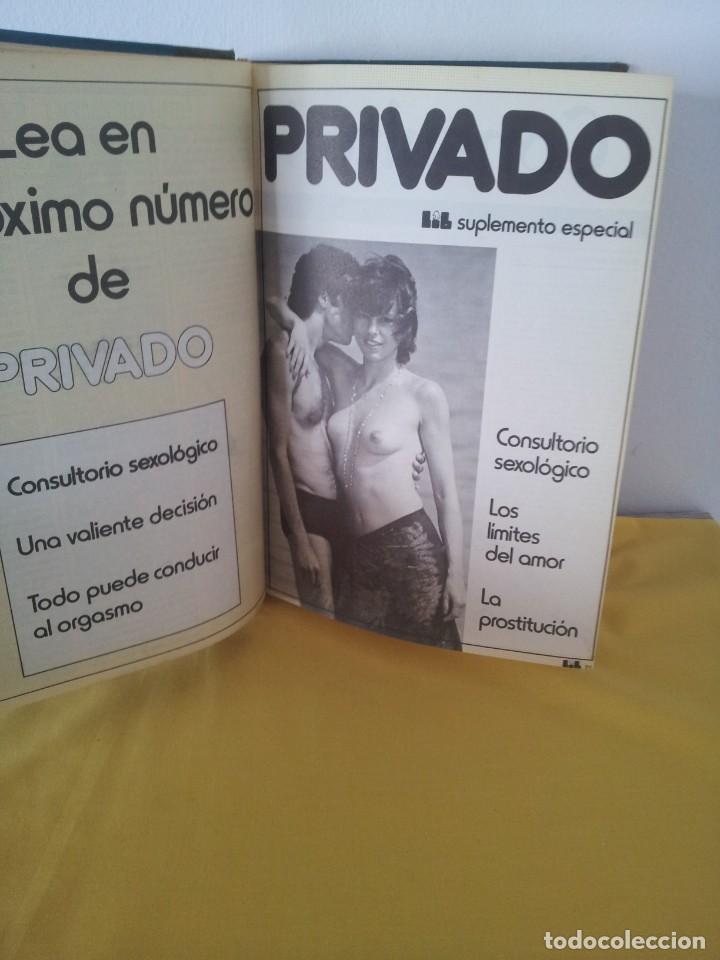 REVISTA LIB - SUPLEMETO ESPECIAL PRIVADO AÑO 1974/75 (2 TOMOS) (Coleccionismo para Adultos - Revistas)