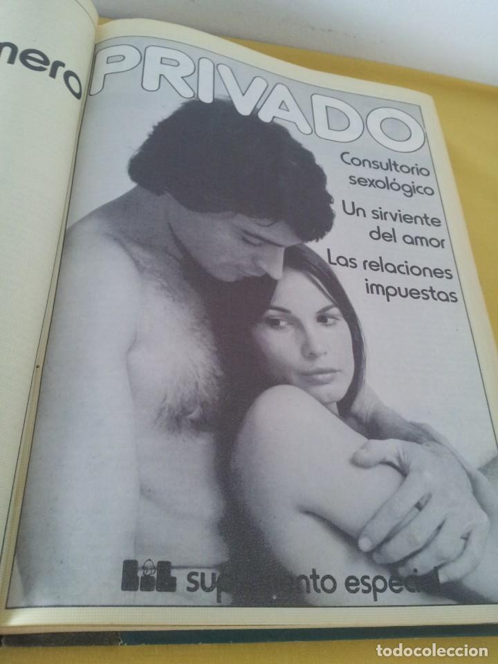 Revistas: REVISTA LIB - SUPLEMETO ESPECIAL PRIVADO AÑO 1974/75 (2 TOMOS) - Foto 2 - 214435221