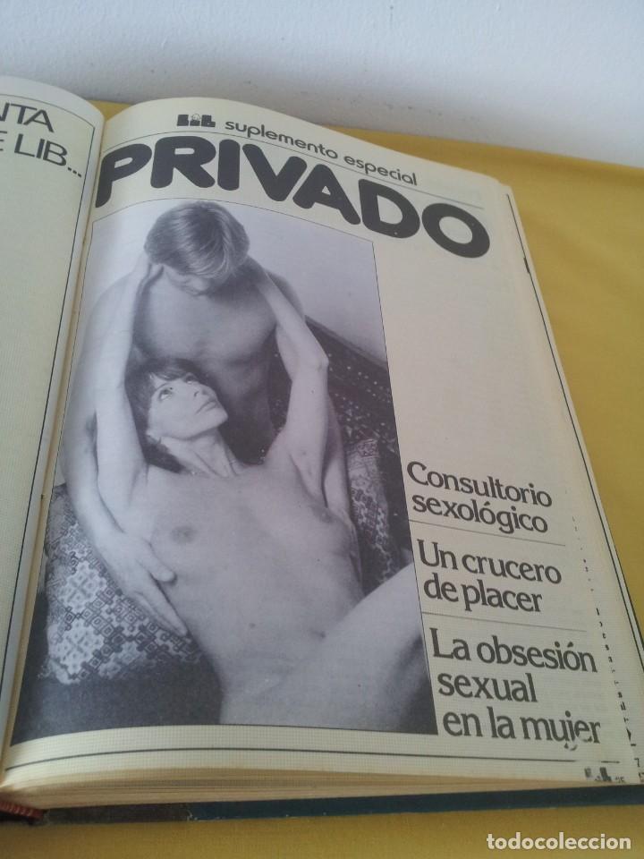 Revistas: REVISTA LIB - SUPLEMETO ESPECIAL PRIVADO AÑO 1974/75 (2 TOMOS) - Foto 3 - 214435221