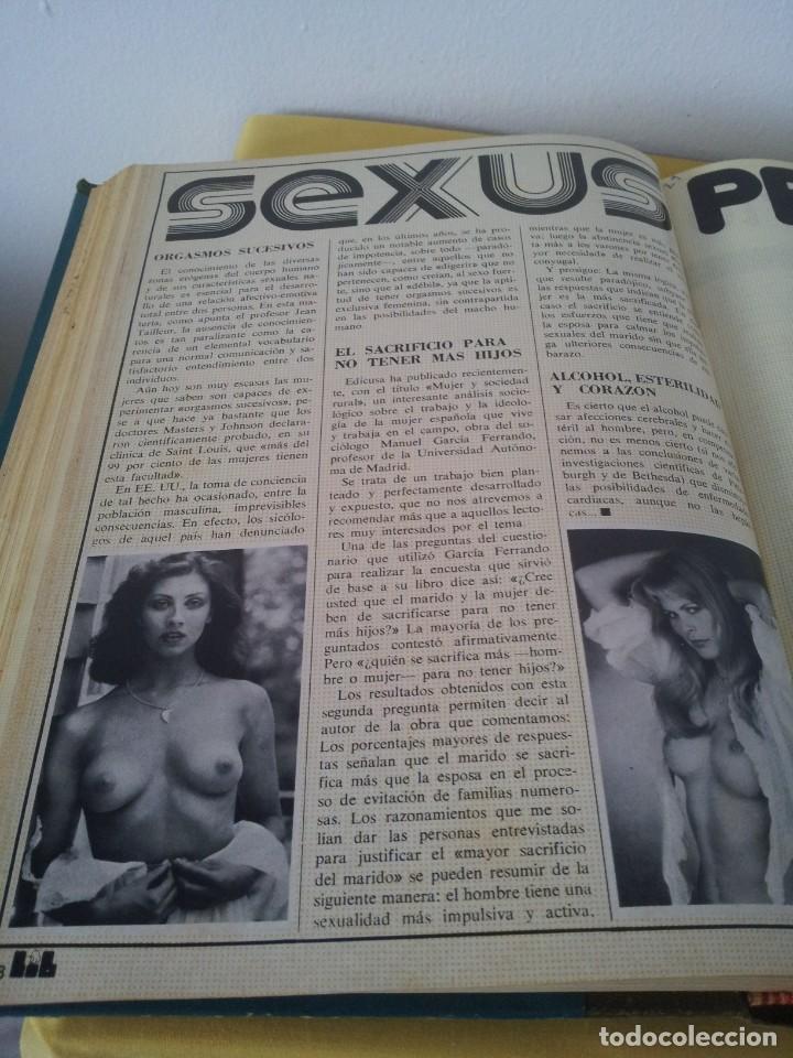 Revistas: REVISTA LIB - SUPLEMETO ESPECIAL PRIVADO AÑO 1974/75 (2 TOMOS) - Foto 4 - 214435221