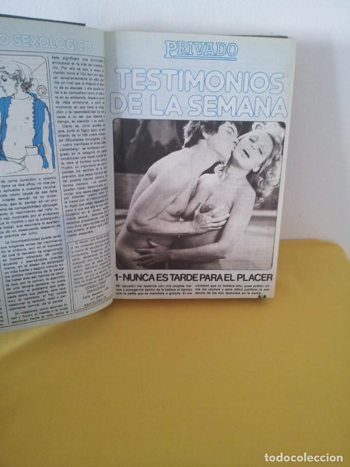 Revistas: REVISTA LIB - SUPLEMETO ESPECIAL PRIVADO AÑO 1974/75 (2 TOMOS) - Foto 8 - 214435221