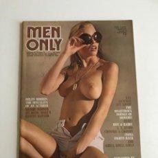 Riviste: MEN ONLY VOL.41 NO.4 A PAUL RAYMOND PUBLICATIONS EROTIC MAGAZINE. Lote 214908463