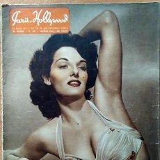 Revistas: REVISTA PARIS-HOLLYWOOD JANE RUSSELL. Lote 216515066