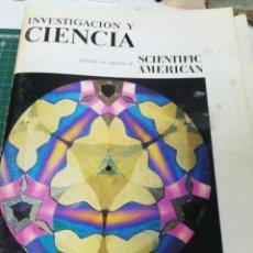 Revistas: INVESTIGACIÓN Y CIENCIA (REVISTA). CALIDOSCOPIOS. Lote 217208612