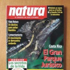Revistas: REVISTA NATURA 127. OCTUBRE 1993. Lote 217217385