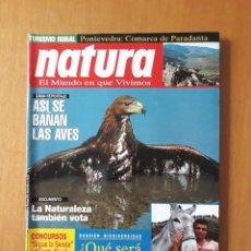 Revistas: NATURA N° 156. MARZO 1996. Lote 217231425