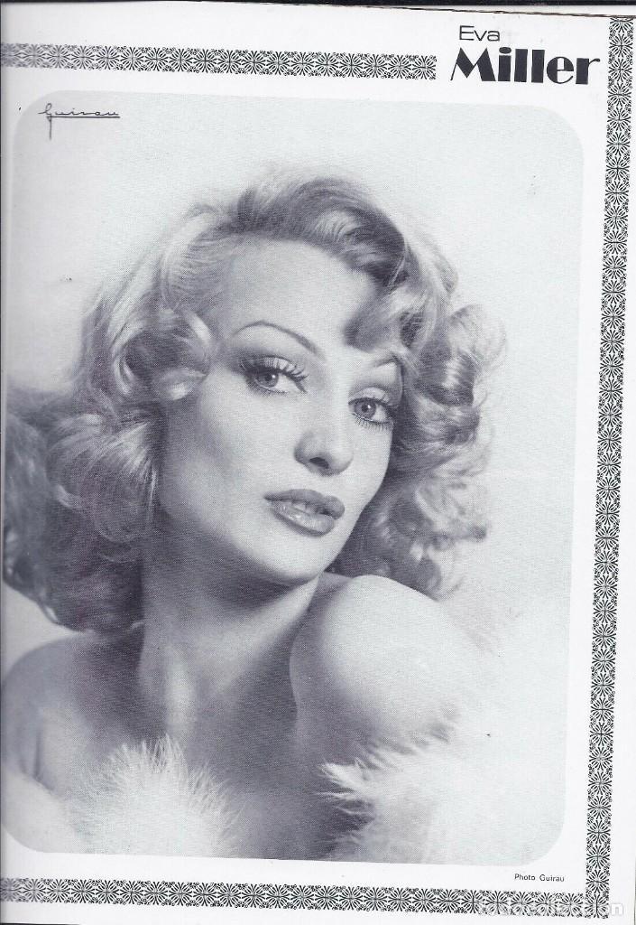 Revistas: 1977 FOLIES BERGERE Programa revista FOLIES JE T´ADORE - Foto 4 - 219322040