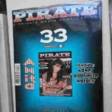 Revistas: REVISTA PARA ADULTOS PIRATE Nº33 POR-177,10. Lote 270864108