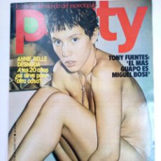 Revistas: PARTY Nº 14 - DEL 16 AL 22 DE JULIO DE 1977 (SIN USAR). Lote 221374920