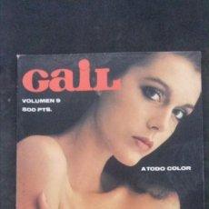 Revistas: GAIL Nº 9-REVISTA PORNO-GABRIEL PONTELLO. Lote 221861163