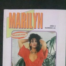 Revistas: MARILYN Nº 22-REVISTA PORNO-RACHEL ASHLEY & RANDY WEST. Lote 221863288