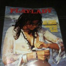 Revistas: PLAY-LADY, N°60,1977, REVISTA EROTICA.. Lote 222616155