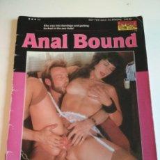 Revistas: ANAL BOUND.SWEDISH EROTICA.. Lote 224032576