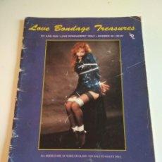 Revistas: LOVE BONDAGE TREASURE.48.. Lote 224033303