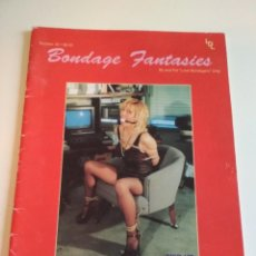 Revistas: BONDAGE FANTASIES.NR.25. Lote 224033650