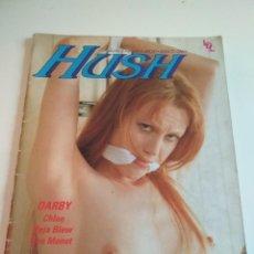 Revistas: HUSH.VOL 2.NR.3. Lote 224035806