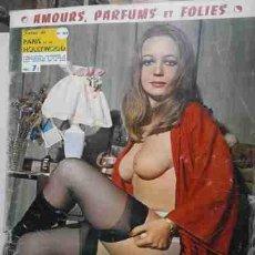 Revistas: REVISTA PARA ADULTOS. FOLIES DE PARIS ET DE HOLLYWOOD Nº 469 POR-343. Lote 296826073