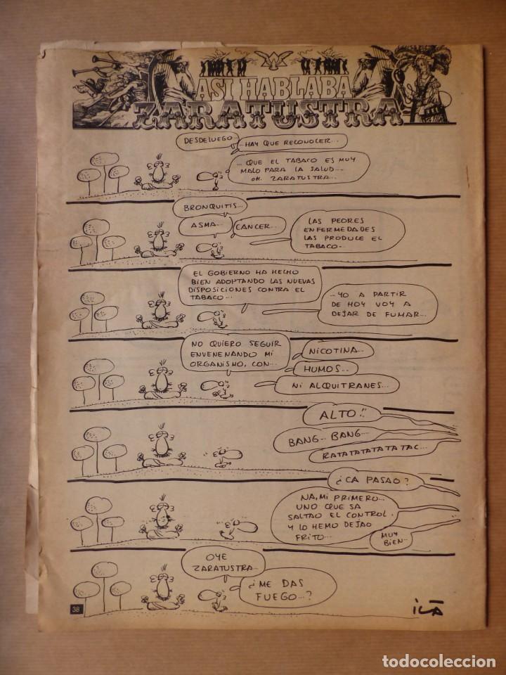 Revistas: EL PAPUS, 19 REVISTAS DOS DE ELLAS EXTRA - AÑOS 1980, VER FOTOS ADICIONALES - Foto 22 - 225124762