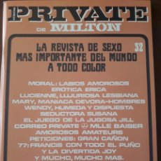 Riviste: REVISTA PRIVATE NÚMERO 32. Lote 225231040
