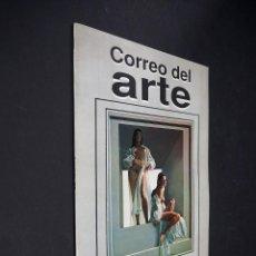 Revistas: CORREO DEL ARTE. REVISTA DE ARTES PLASTICAS. Nº 66 NOVIEMBRE 1989. Lote 225742055