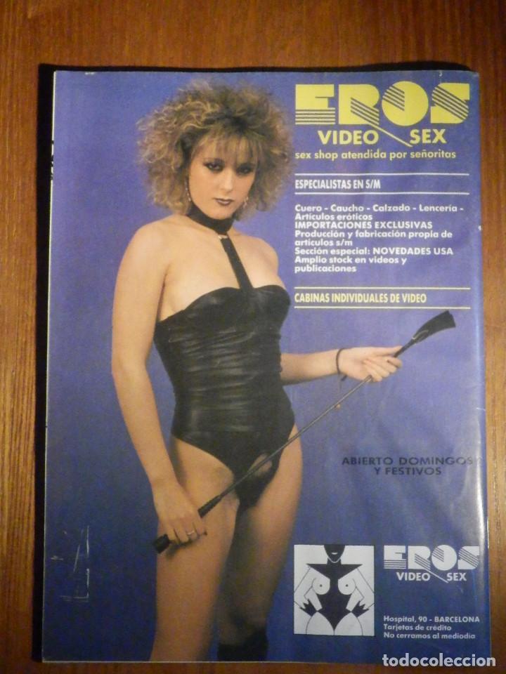 Revistas: Sado Maso Número Especial 1 Escato - Lluvia, Enemas, WC - Sado Maso - Fetichismo - - Foto 3 - 230804365