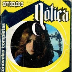 Revistas: EMBELESO GOTICA POR CONCHITA CURA Y RAY LECLAIR EDITORIAL ROLLAN S.A.1972. Lote 230971505