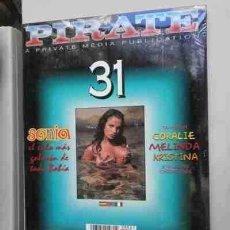 Revistas: REVISTA PARA ADULTOS PIRATE Nº31 POR-175,6. Lote 270863553
