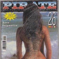 Revistas: REVISTA PARA ADULTOS PIRATE Nº26 POR-460,3. Lote 270863303